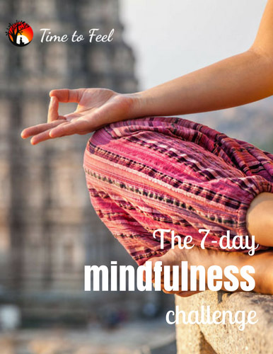 7-day mindfulness challenge