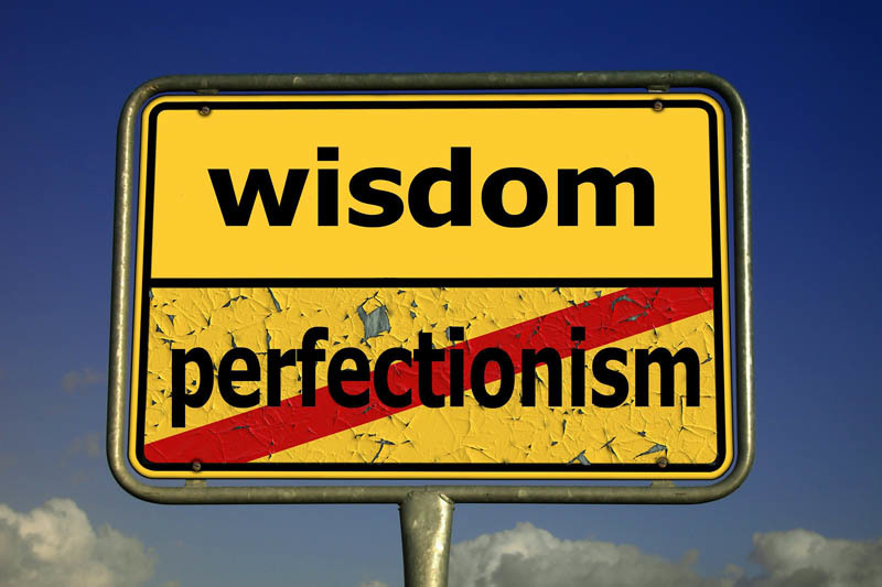 Detect perfectionism