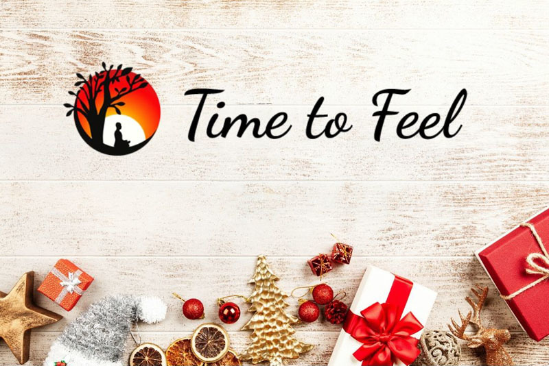 A mindful Christmas with Time to Feel